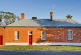 One of Castlemaine's oldest homes restored to its former glory