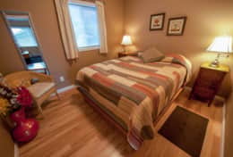 Cumberland Guesthouse B Bedroom
