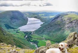 Ennerdale from Black Sale