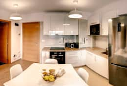 ZEN Large Apartment Kitchen