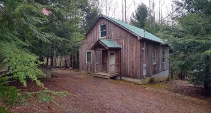 Cabin 9 - Blue Spruce Lodge - Cabin in Summersville