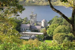 Glenveagh National Park Castle