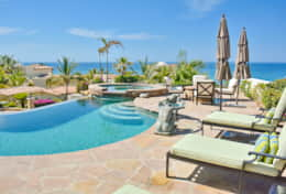 Private Villa in a Beachfront Community Los Cabos