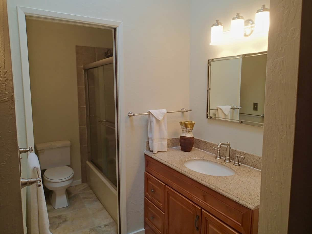 with ensuite bathroom #13