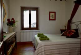Villa Montone, double bedroom