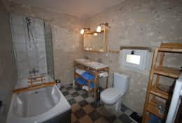 Chambre 2&3 Bathroom