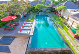 Large pool - Villa Umalas