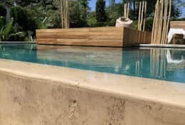 Desbordante piscina natural empuries coll opt
