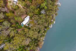 The beauty - The River House Gipsy Point - Good House Holiday Rentals