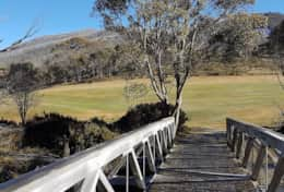 Golf holiday Thredbo