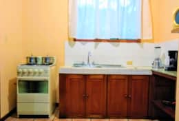Villa 1 | Full Kitchen | Stocked Utensils & Appliances