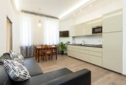 Luxury 2BR 2BA apartment Rome