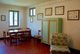 Casa Paciano, apartment Noce