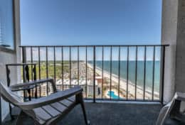Take Me to Myrtle Beach Balcony View