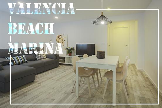 Apartment Meraki-Valencia-Beach-Marina