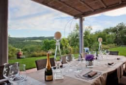 La Bella Passignana - holiday rental with pool in Tuscany - Tuscanhouses _ (5)