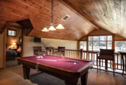 3BC billiards room