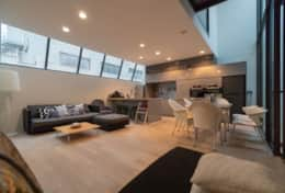 Azabu House- living space| amazing location| best family stays in Tokyo |Tokyo Family Stays|