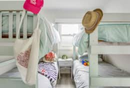 A Wave From It All - Snug Bunk Room - Good House Holiday Rentals