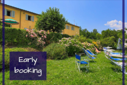 CASA GRANDE LUISA - EARLY BOOKING