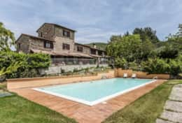 Wheelchair accessible villa at 10 minutes from Assisi