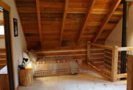 Upstairs Bed Area