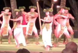 A luau is a great way to experience food and culture of the islands
