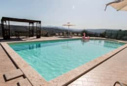 Todi House private villa with pool