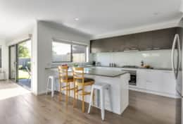 New Bespoke Kitchen - Once Upon A Tide - Good House Holiday Rentals