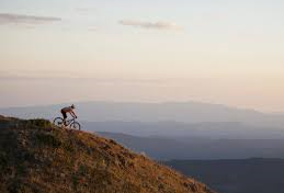 Bike or Walk the High Country