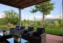 La Bella Passignana - holiday rental with pool in Tuscany - Tuscanhouses _ (3)