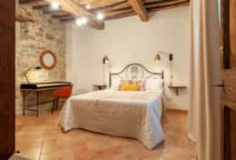 Villa La Ginestra, double bedroom ground floor