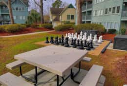 Myrtle Beach Resort Giant Chess
