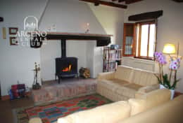 The Living Room and the Wood Burning Stove