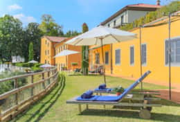 Holidays in Lucca - BELLAVISTA 8+1-Tuscanhouses- (72)