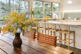 Homely touches - The River House Gipsy Point - Good House Holiday Rentals