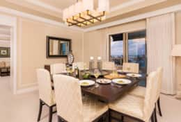 2BR Dining area