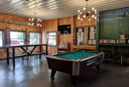 North Twin Lodge Rec Room