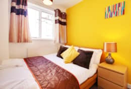 Yellow Room (Double bed)