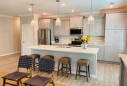 Kitchen - Open Floor Plan