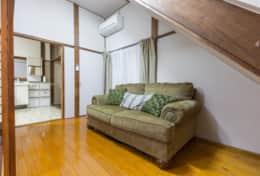 Extra living space |Samurai House Tokyo Family Stays |Spacious