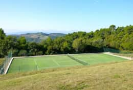 Villa Collazzone luxurious villa with private tennis court