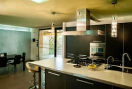 Private villa for holiday in Spello, kitchen