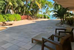 Large Open Patio