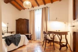 Villa La Ginestra, first floor single bedroom
