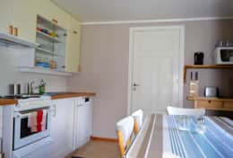K45 Mackenzie Cottage - Kitchen / Dining Area (inc. dishwasher)