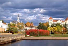 The Village of Magog on Lake Memphremagog is located just 7 km and has a charming main street with m