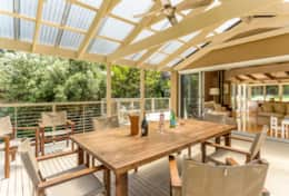 Harry's Retreat Blairgowrie - Dine Under The Stars - Good House Holiday Rentals