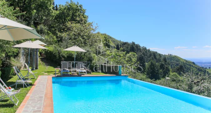 Villa Dell'Angelo 14 sleeps with breathtaking views - Villa