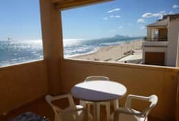 Apartment in beachfront - Bellreguard - www.olivamar.com